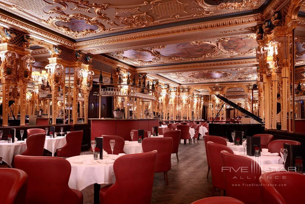 Oscar Wilde Bar at Cafe Royal Hotel, London, United Kingdom