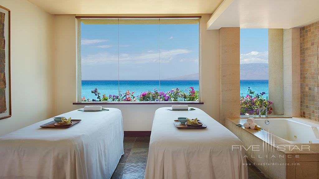Spa at Hyatt Regency Maui Resort And Spa, Kaanapali, HI