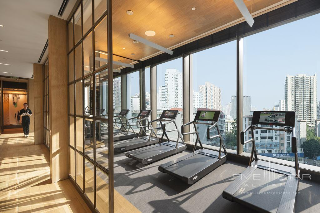 Fitness Center at Mandarin Oriental Guangzhou, Guangzhou, Tianhe District, China