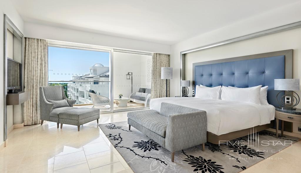 Grand Deluxe Suite at Conrad Algarve, Algarve, Portugal