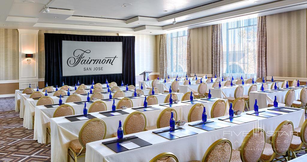 Meetings at Fairmont San Jose, San Jose, CA