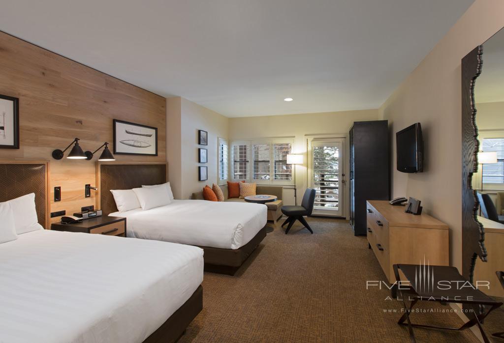 Cottage Double Guest Room at Hyatt Regency Lake Tahoe Resort Spa and Casino, Incline Village, NV