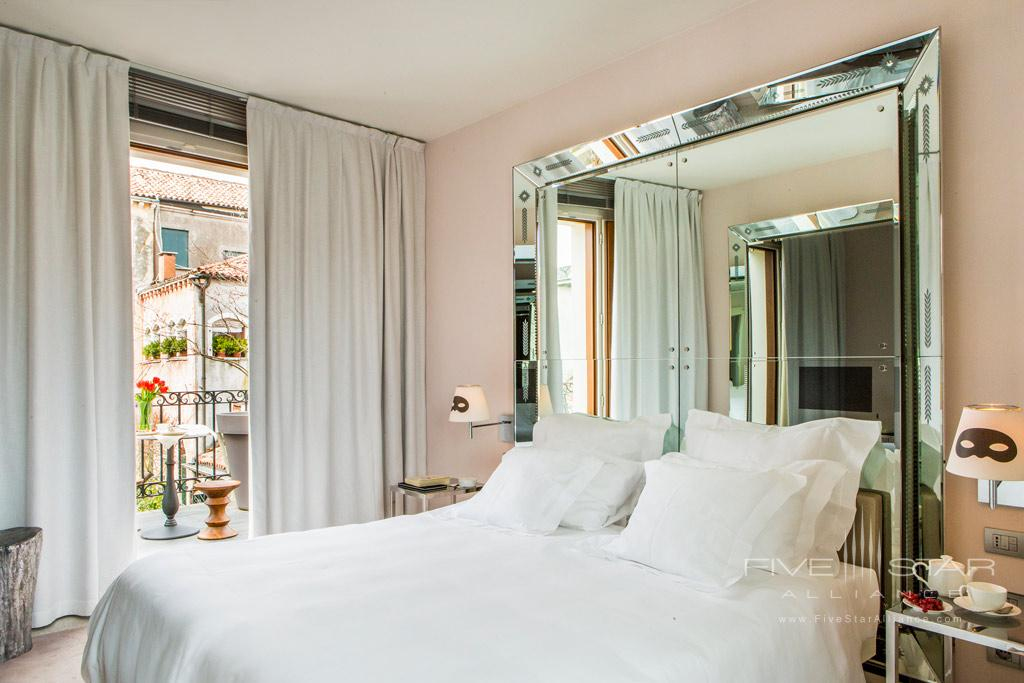 Suite at Palazzina G, Venice, Italy