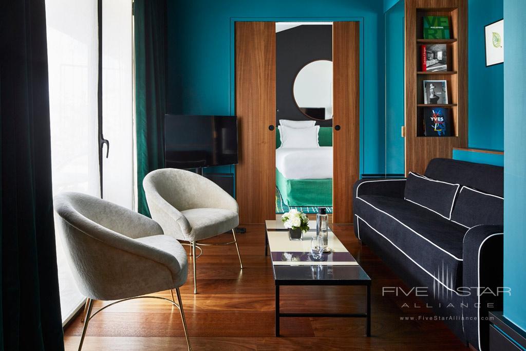 Living at Le Roch Hotel & Spa, Paris, France