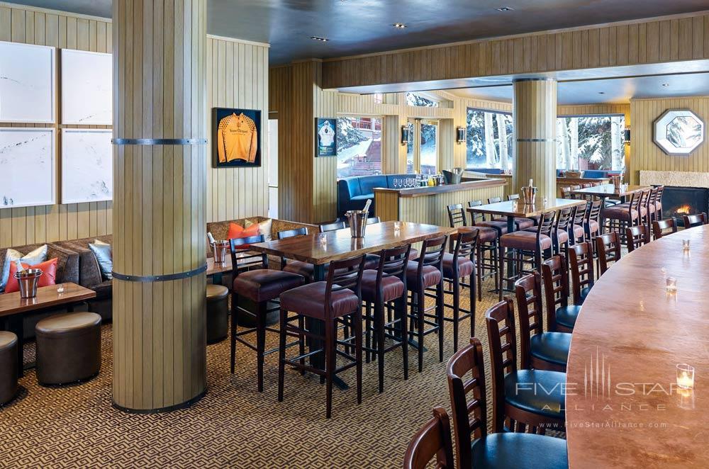Bar at The Little Nell, Aspen, CO