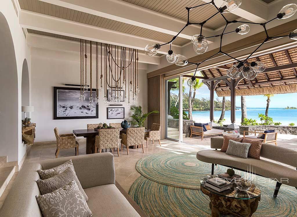 Shangri La Suite Living at Shangri-La's Le Touessrok Resort, Trou d'Eau Douce, Mauritius
