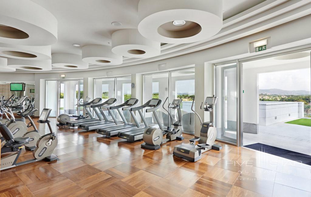 Fitness Center at Conrad Algarve, Algarve, Portugal