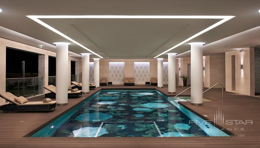 Indoor Pool at Conrad Algarve, Algarve, Portugal