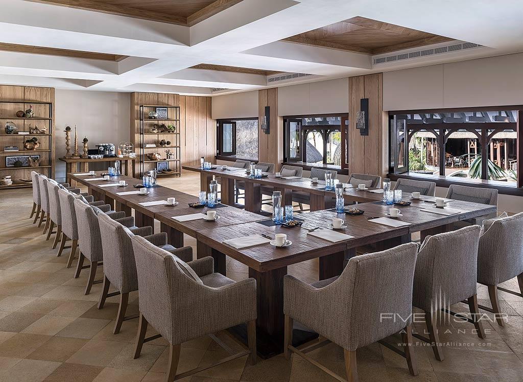 Meeting Room at Shangri-La's Le Touessrok Resort, Trou d'Eau Douce, Mauritius