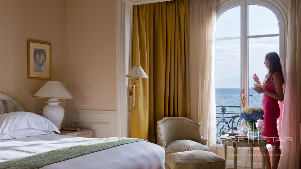 Deluxe Guest Room at InterContinental Carlton Cannes, Cannes, France