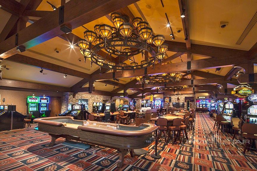 Casino at Hyatt Regency Lake Tahoe Resort Spa and Casino, Incline Village, NV