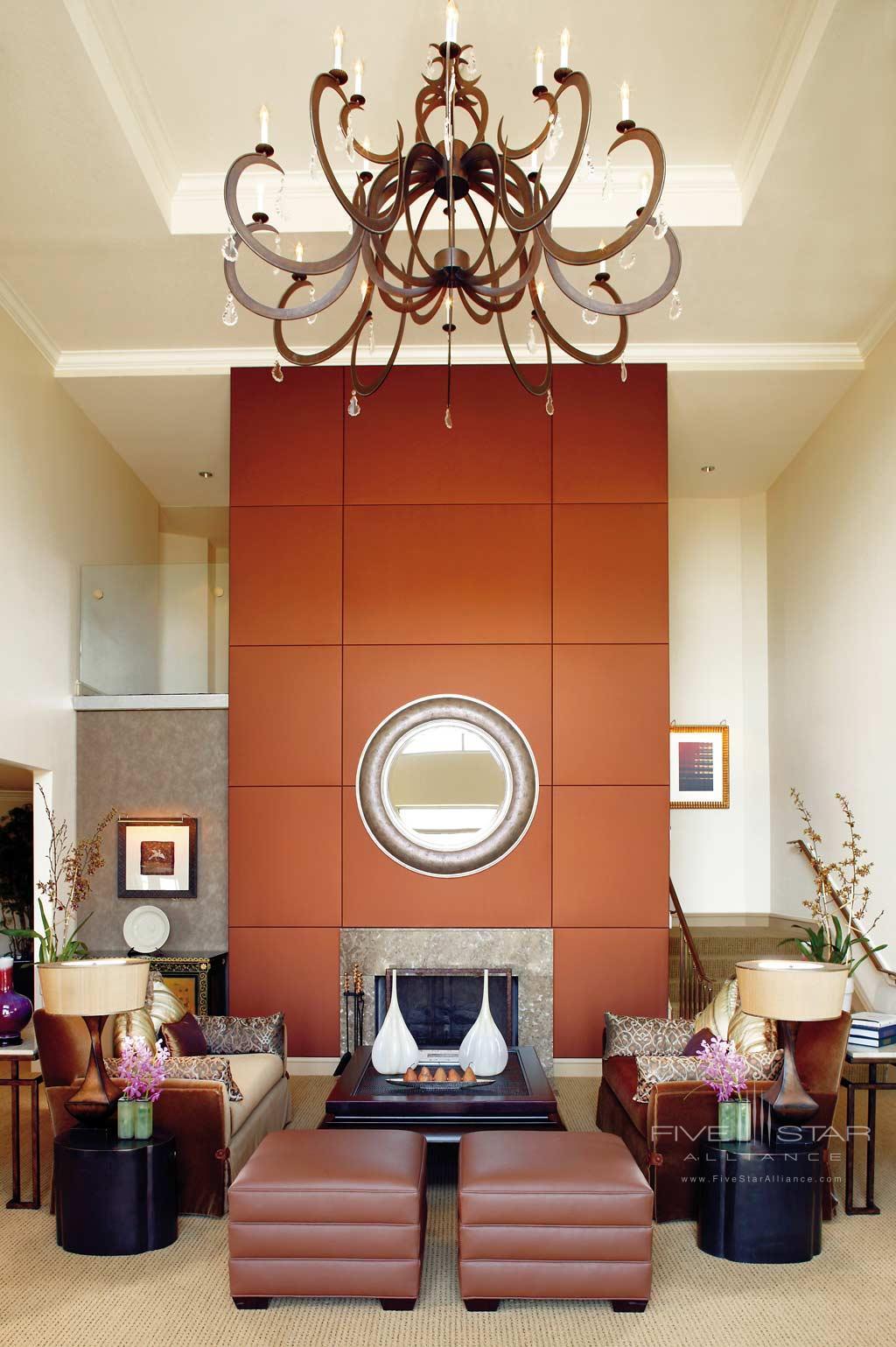 Lounge at Mandarin Oriental Washington, DC, United States