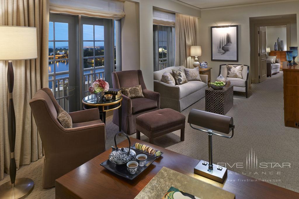 Ambassador Suite at Mandarin Oriental Washington, DC, United States