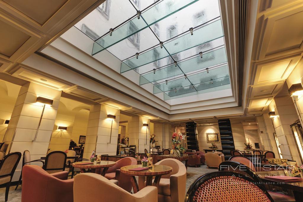 Dine at Grand Hotel Via Veneto, Rome, Lazio, Italy