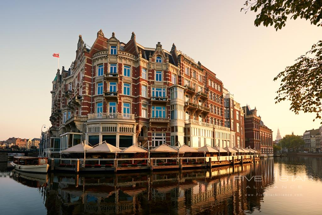 Hotel De L'Europe, Amsterdam, Netherlands