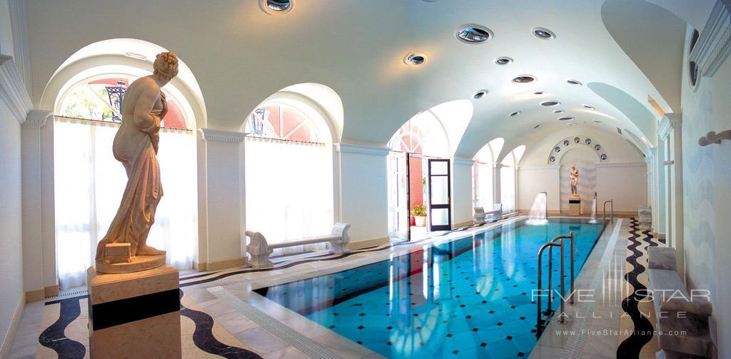 Indoor Pool at Hotel Villa Padierna, Marbella, Spain