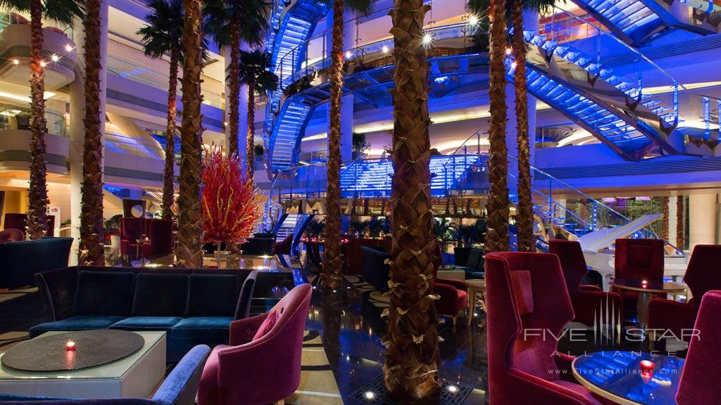 Lobby and Lounge at The Westin Bund Center, Shanghai, China