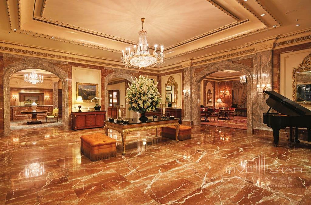 Lobby of The Regent Berlin, Germany