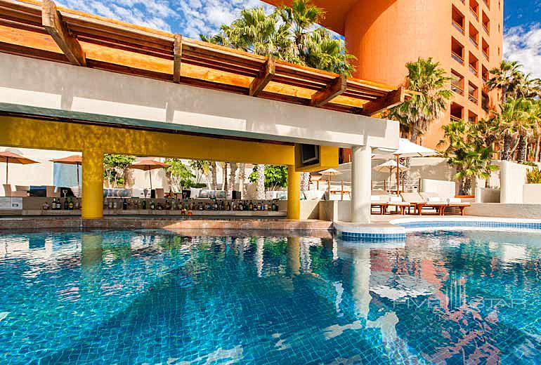 Swim Up Bar at The Westin Resort and Spa Los Cabos, Los Cabos, Mexico