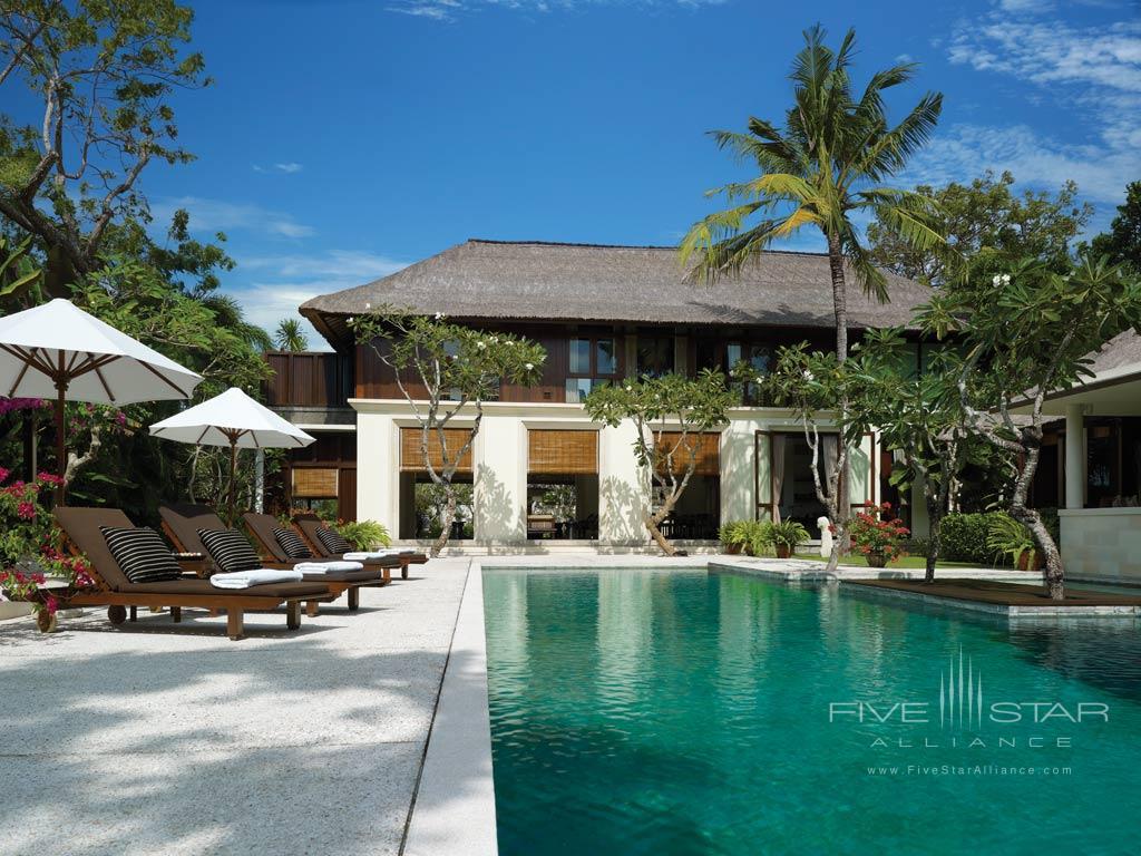 Villas at Four Seasons Bali Jimbaran Bay, Bali, Indonesia