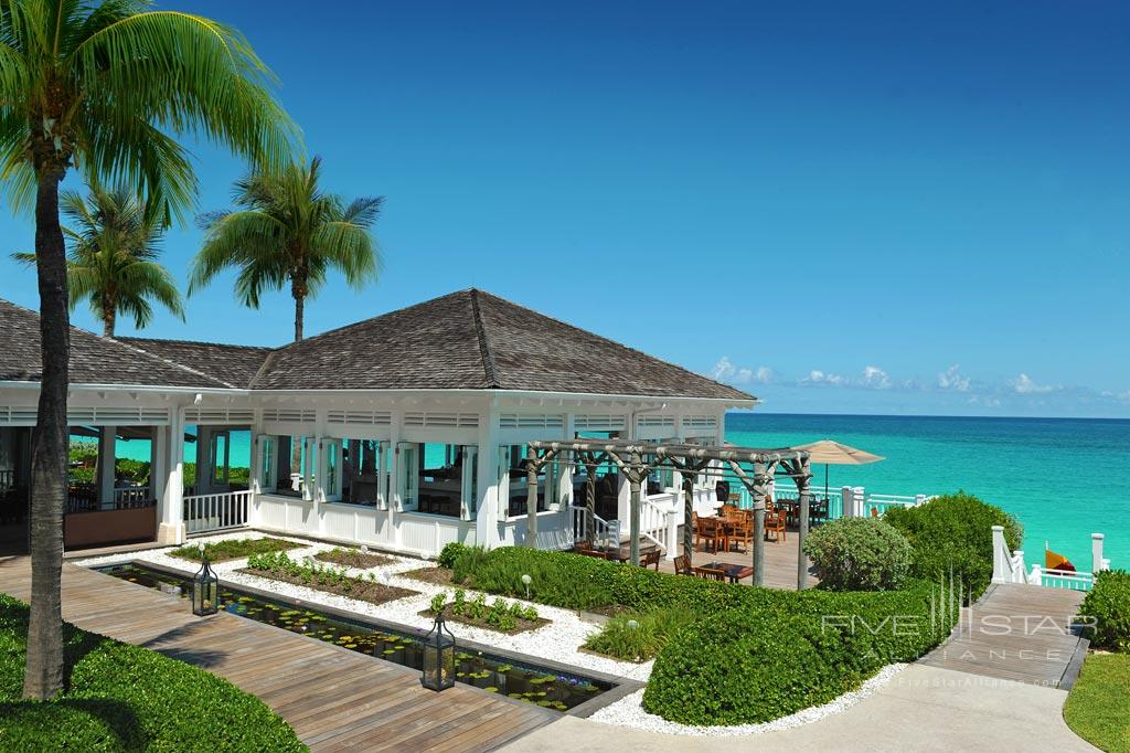 Beach View Dining at One&Only Ocean Club, Paradise Island, Nassau, Bahamas