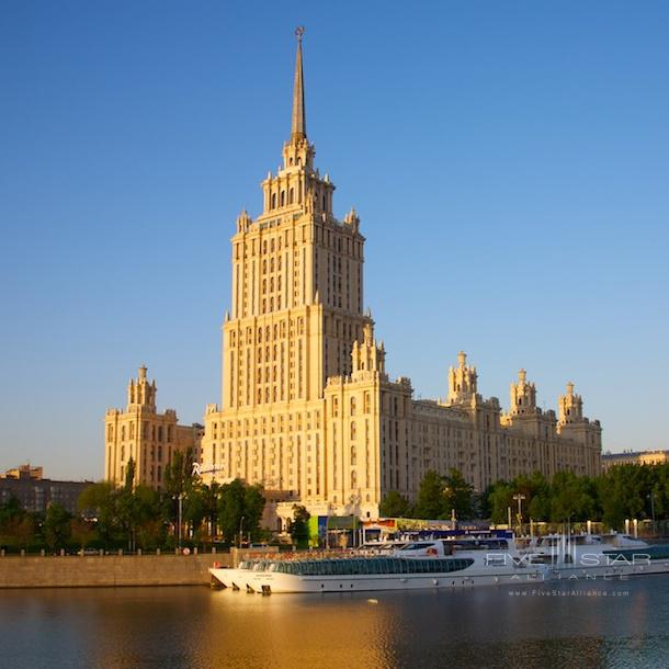 Radisson Royal Hotel Moscow, Russia