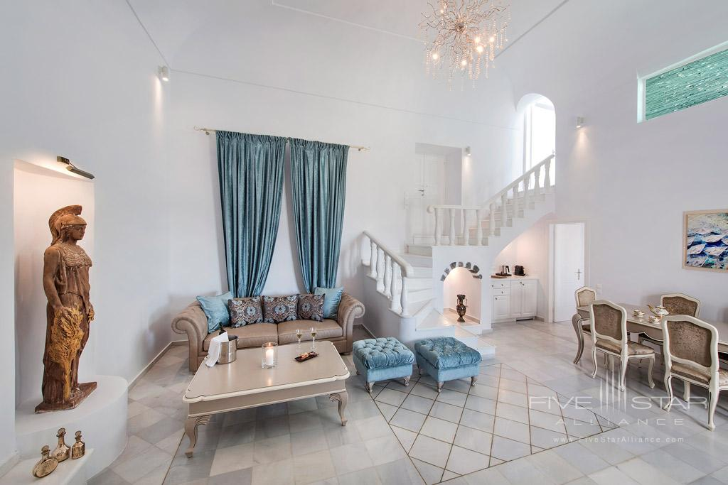 Suite Living at Athina Luxury Suites, Greece