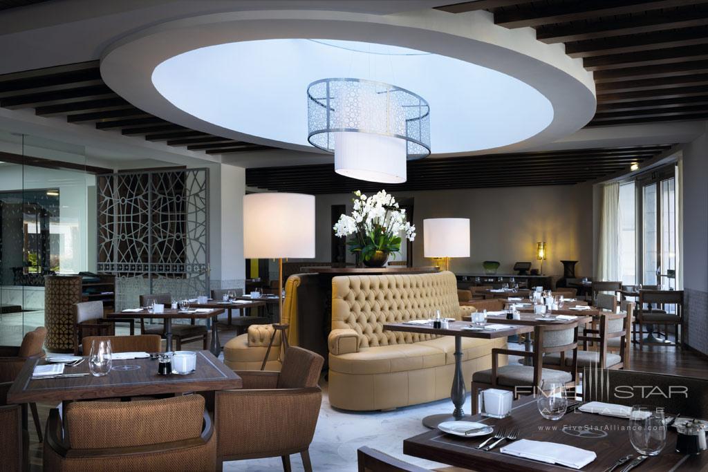 Louro Lounge at Conrad Algarve, Algarve, Portugal