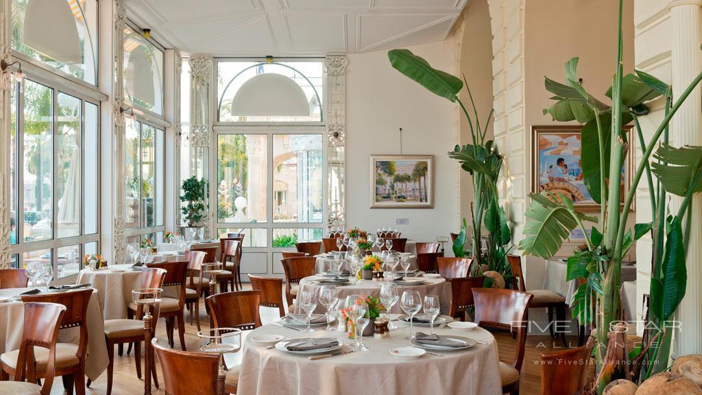 Carlton Restaurant at InterContinental Carlton Cannes, Cannes, France