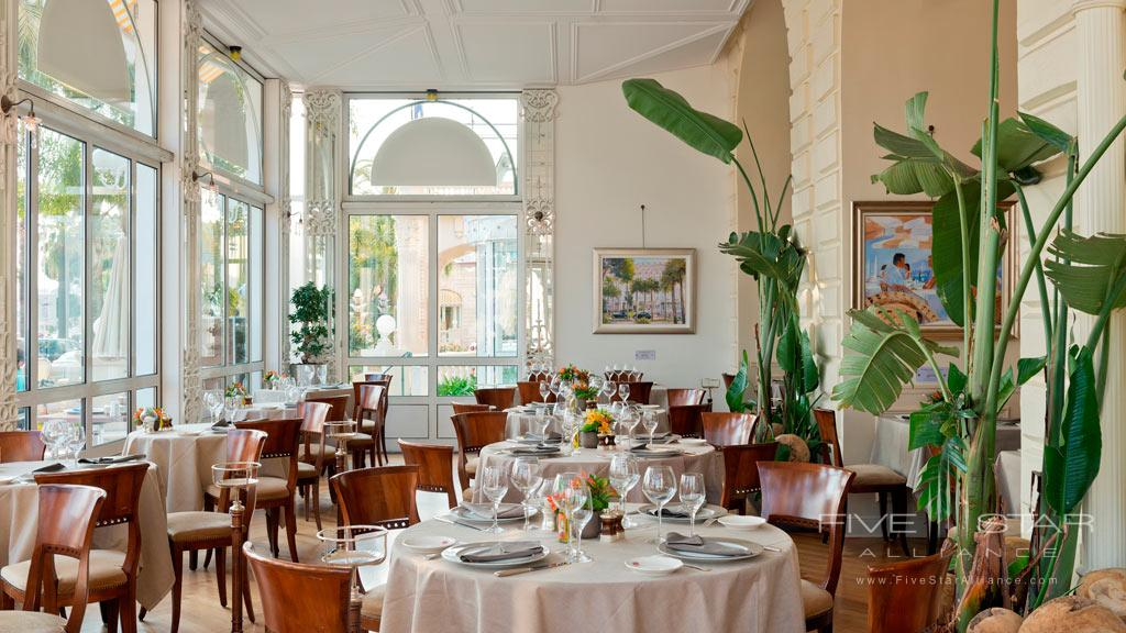 Carlton Restaurant at InterContinental Carlton Cannes, Cannes, France