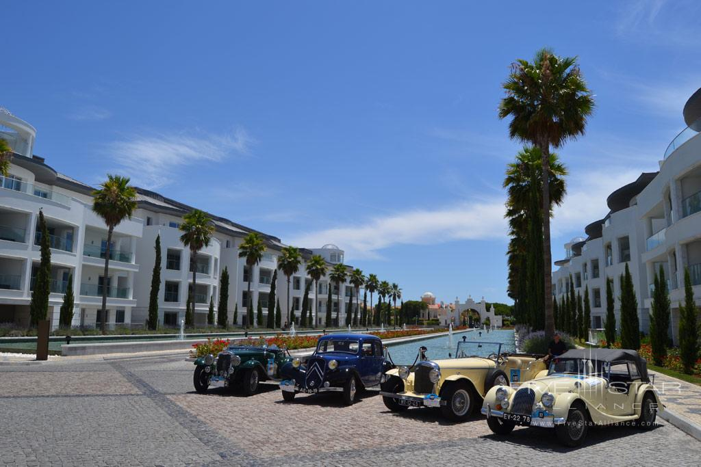 Hotel Main Entrance, Conrad Algarve, Algarve, Portugal
