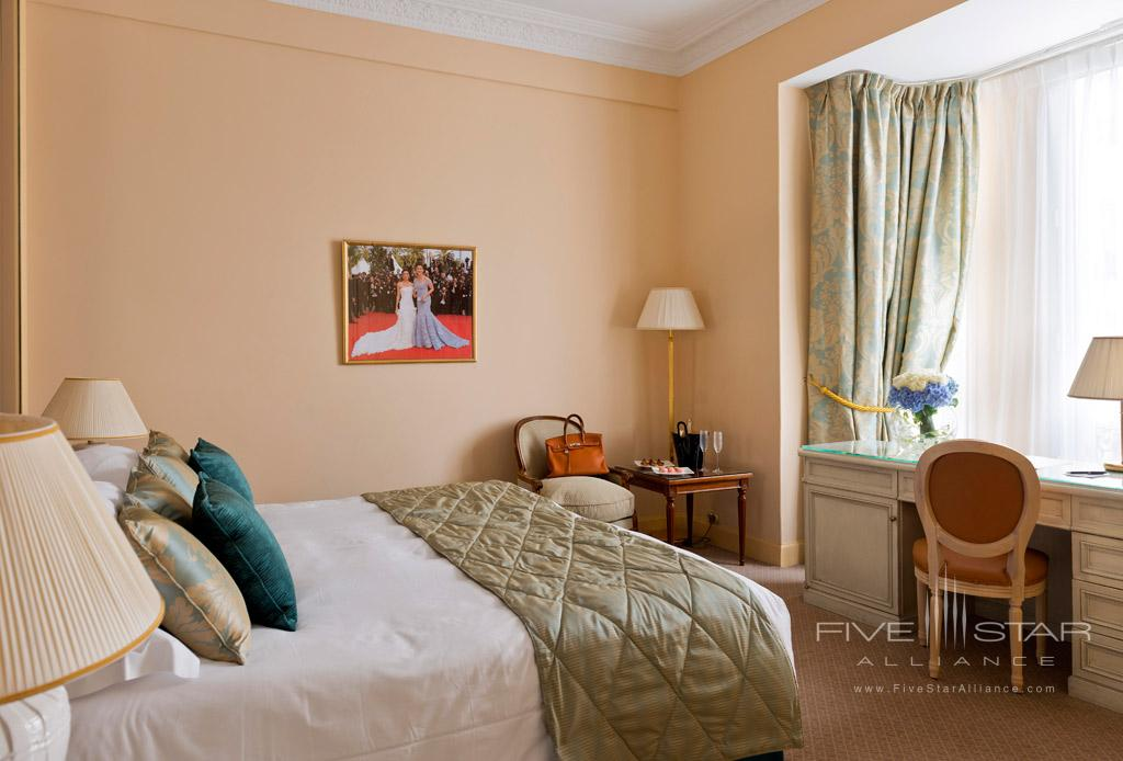 Classic Guest Room at InterContinental Carlton Cannes, Cannes, France