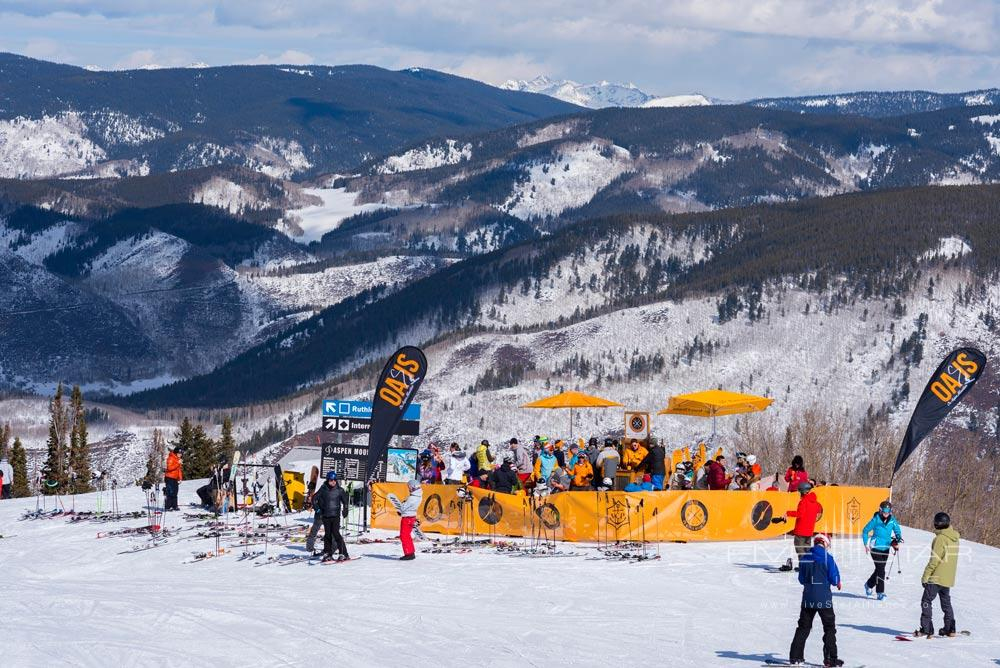 Ski Events at The Little Nell, Aspen, CO