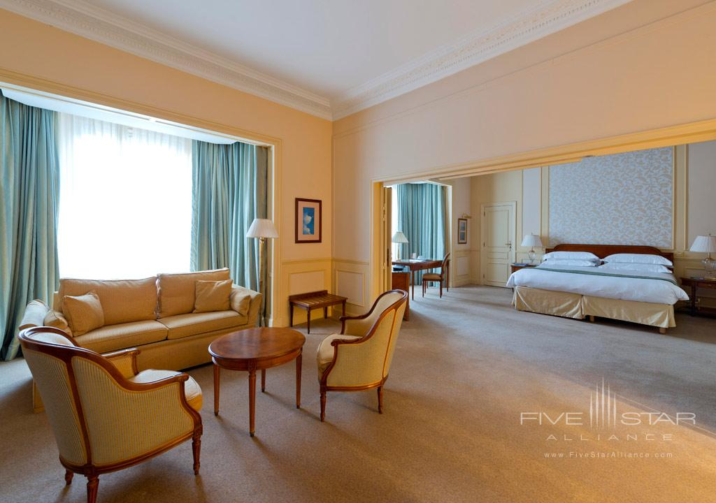 Superior Junior Suite at InterContinental Carlton Cannes, Cannes, France