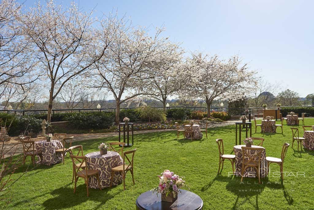 Garden Banquets at Mandarin Oriental Washington, DC, United States