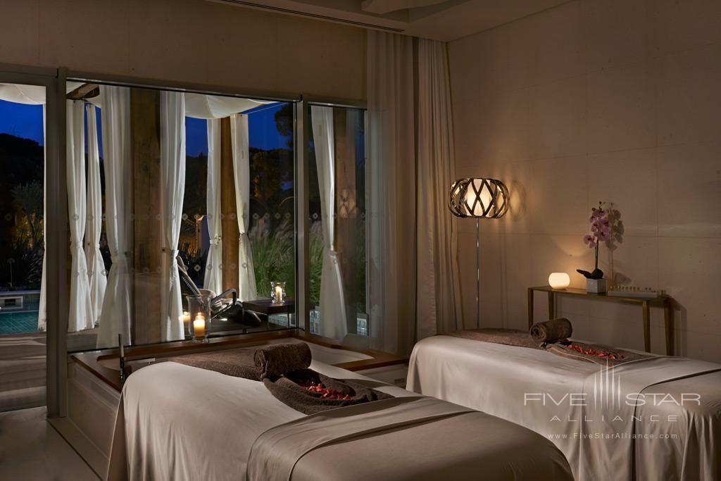 Spa Couple Room at Conrad Algarve, Algarve, Portugal