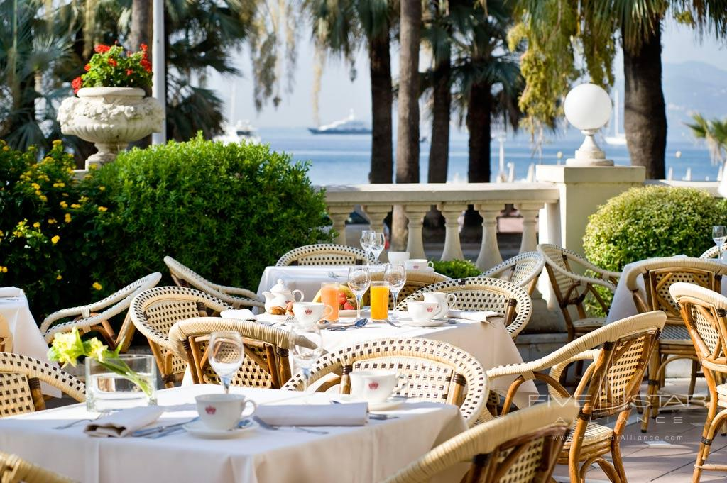 Carlton Terrace at InterContinental Carlton Cannes, Cannes, France