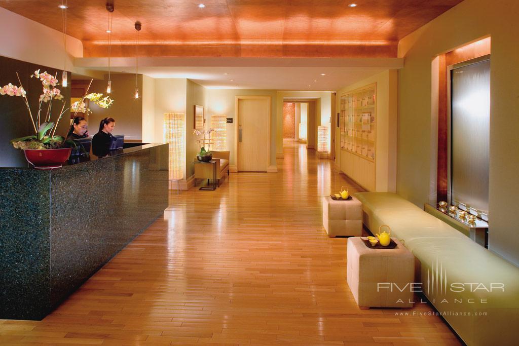 Spa Reception at Mandarin Oriental Washington, DC, United States