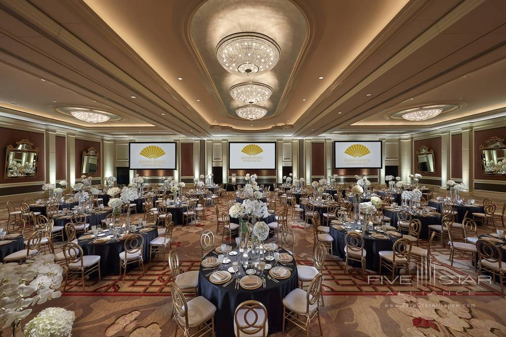 Grand Ballroom at Mandarin Oriental Washington, DC, United States