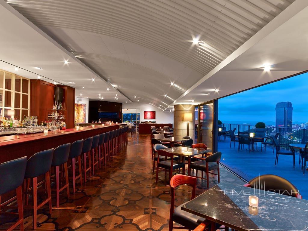 Bar at The St. Regis Istanbul, Turkey