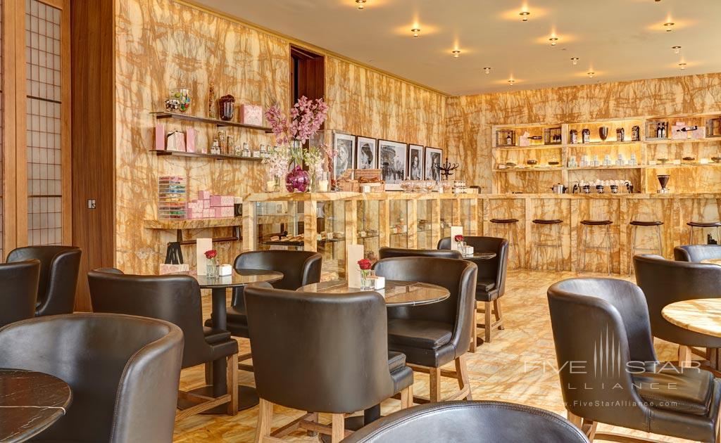 Cafe at Cafe Royal Hotel, London, United Kingdom