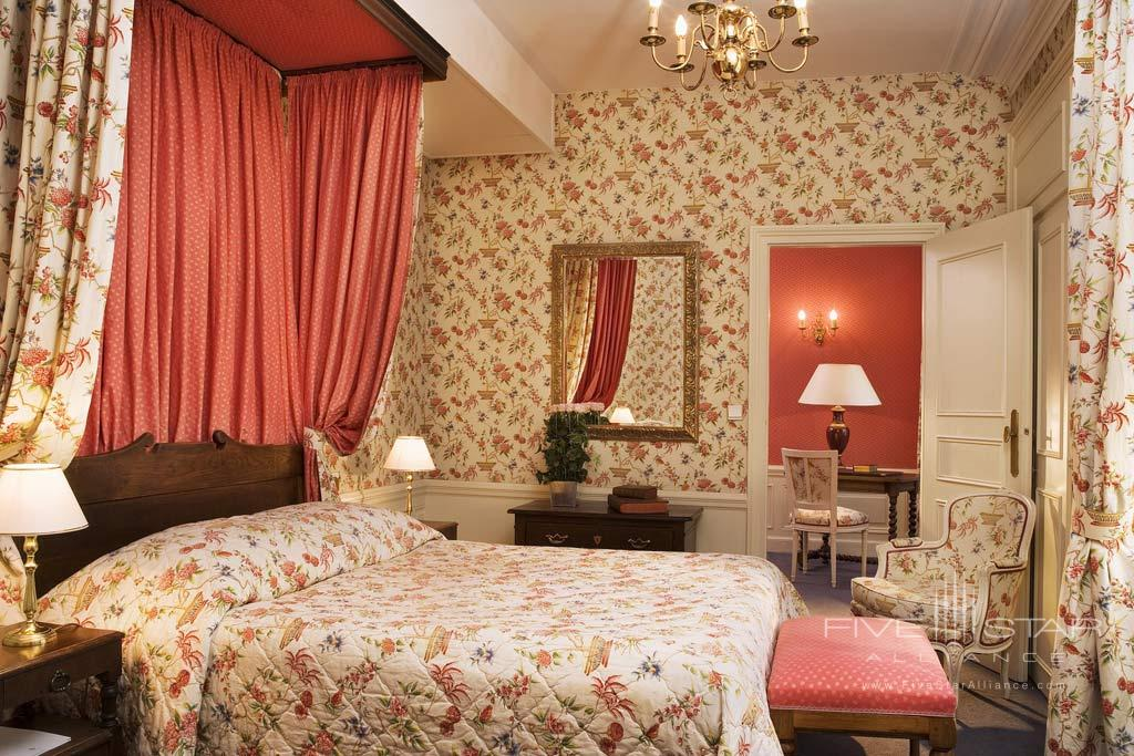 Classic Guest Room at Chateau D'Isenbourg, Rouffach, France