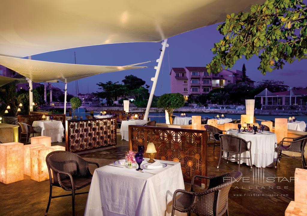 Dine at Dreams Puerto Aventuras, Puerto Aventuras, Mexico