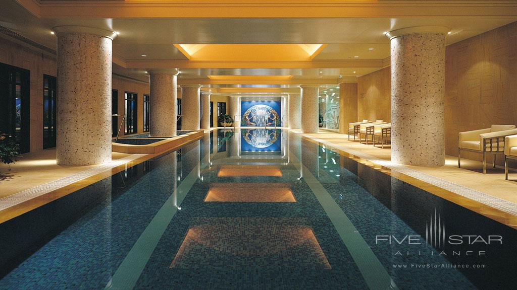 Indoor Pool at Park Hyatt Melbourne, Melbourne, Victoria, Australia