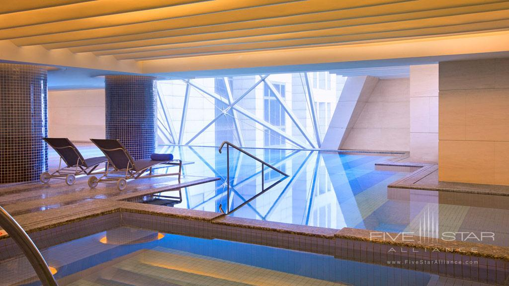 Indoor Pool at The Westin Bund Center, Shanghai, China
