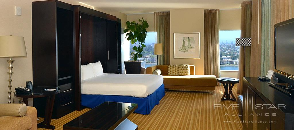 King Suite at Hilton San Diego Bayfront, CA