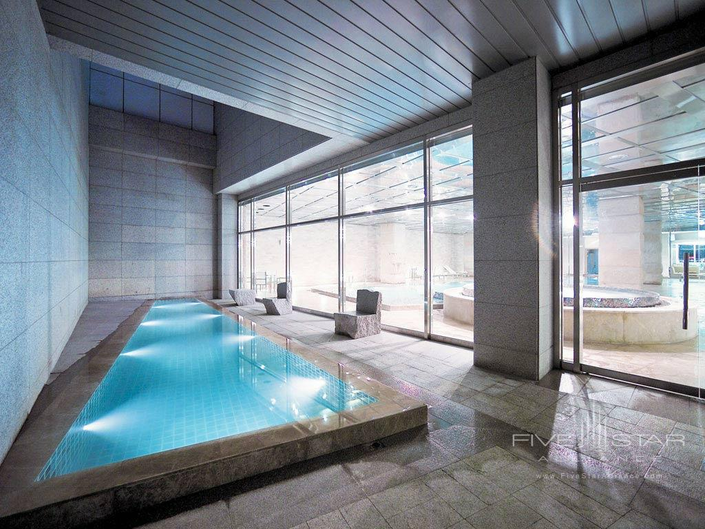 Indoor Pool at Pullman Ambassador Changwon, Changwon, Republic of Korea