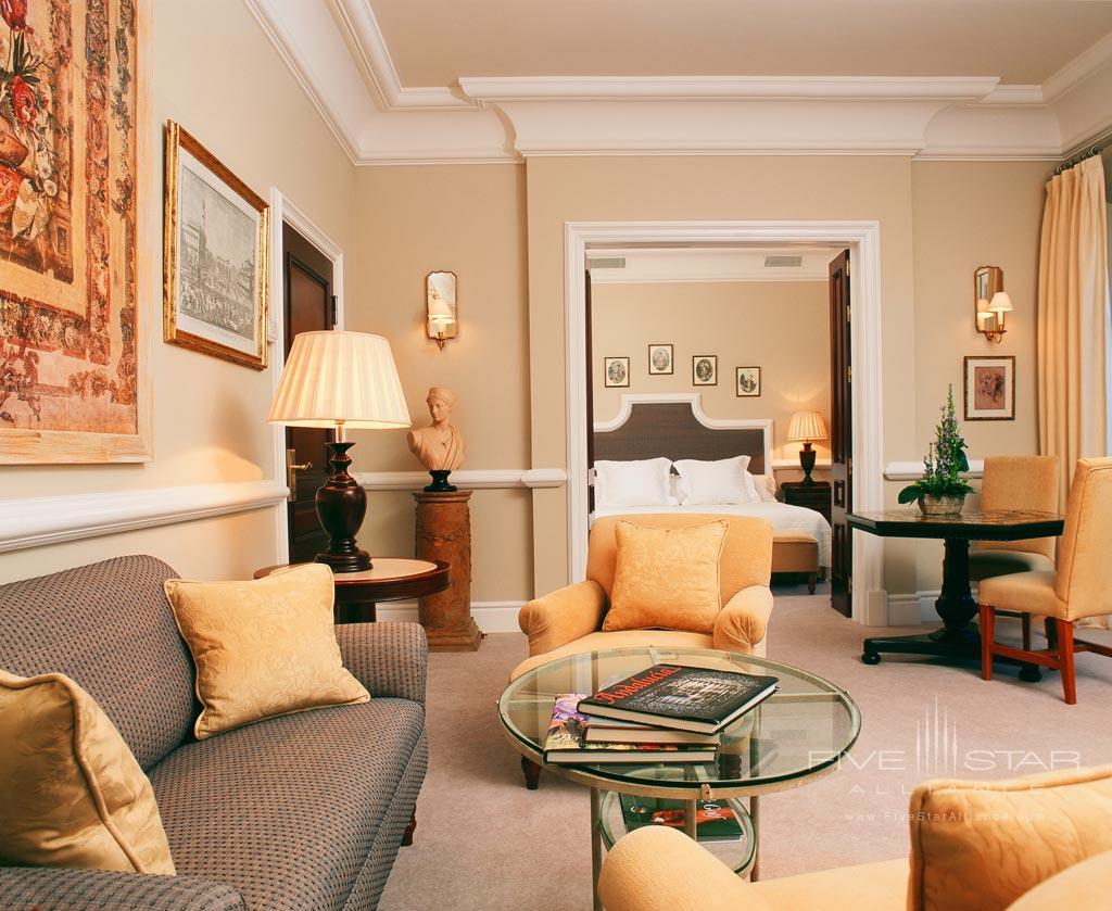Suite at Hotel Villa Padierna, Marbella, Spain