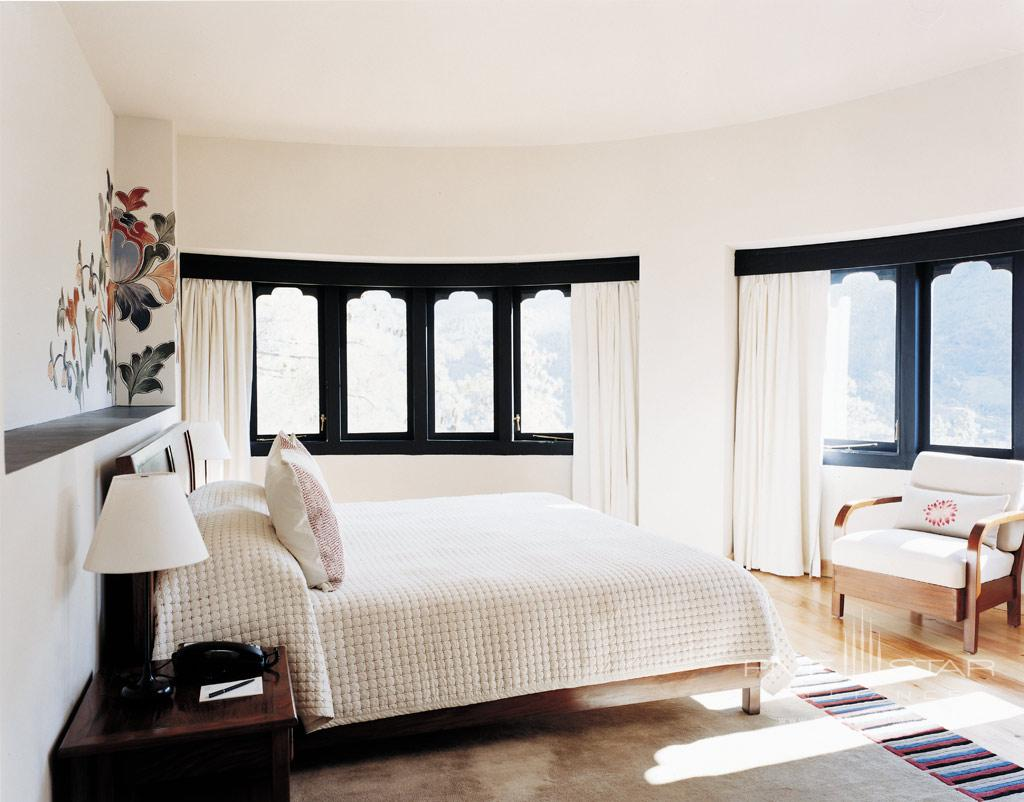 Suite Guest Room at COMO Uma Paro, Paro, Bhutan