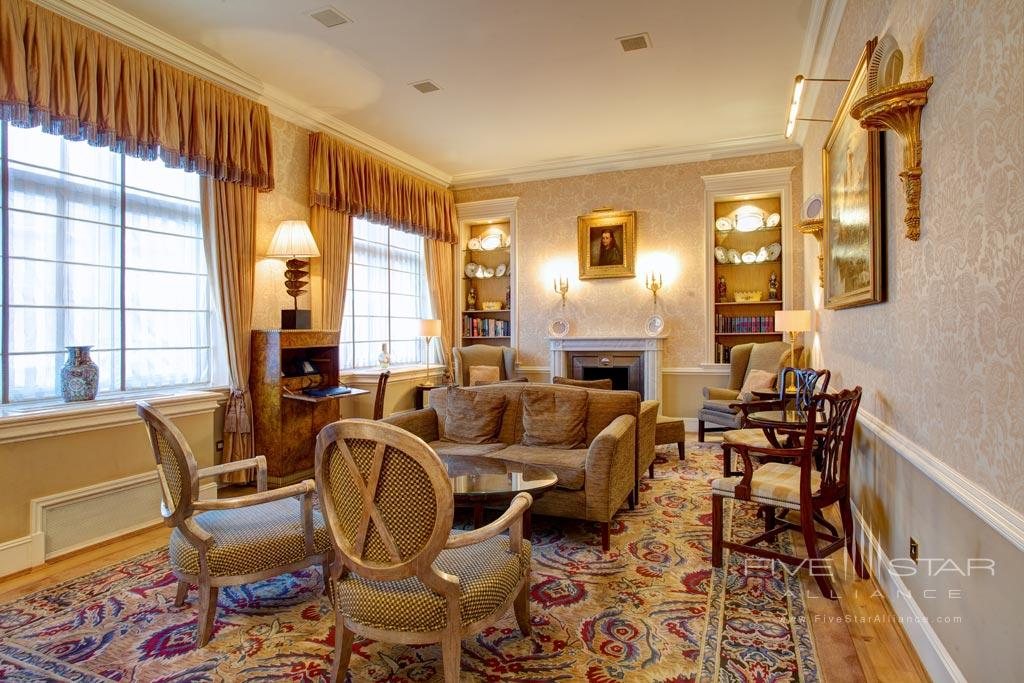Suite Lounge at The Chester Grosvenor Hotel and Spa, Chester, United Kingdom